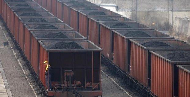 Baisse record du fret ferroviaire en chine en 2015