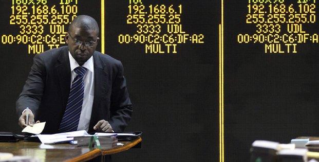 Bourse Zimbabwe afrique
