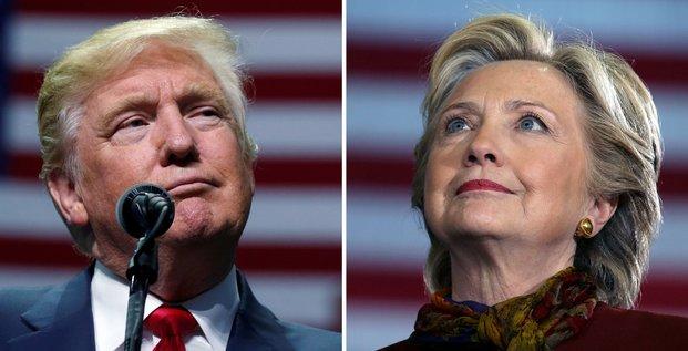 Clinton ou trump ?