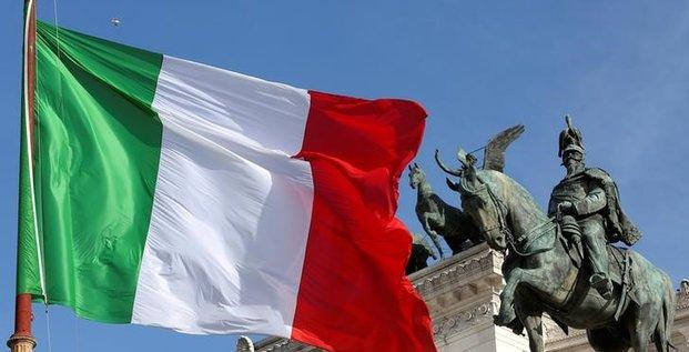 Augmente le risque de voir l'italie quitter l'euro