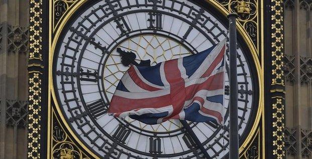 La photo de notes sur le brexit seme le trouble a londres