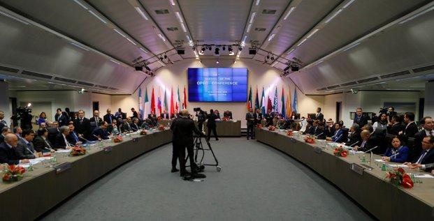 Opep réunion 30 novembre