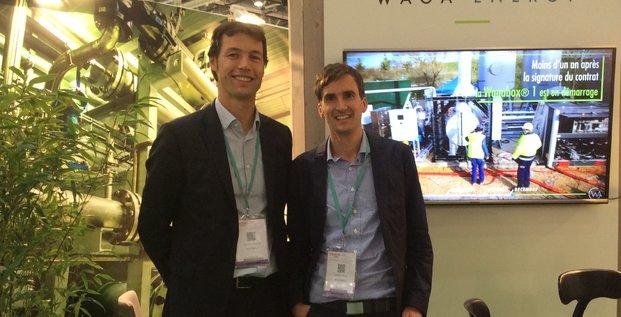 Mathieu Lefevbre et Guénaël Prince,