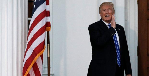 Donald trump face au risque des conflits d'interets