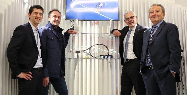 Inauguration du Connected Point de la CCI Toulouse