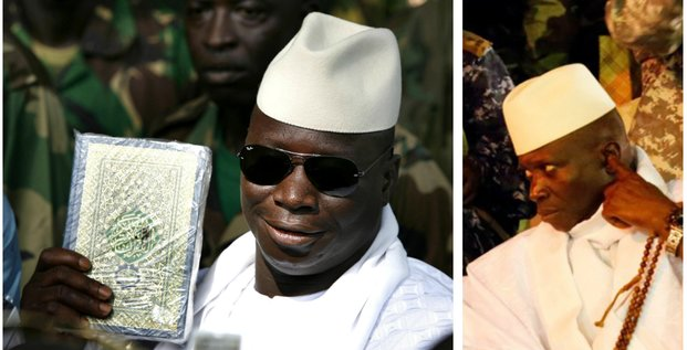 Jammeh face à jammeh