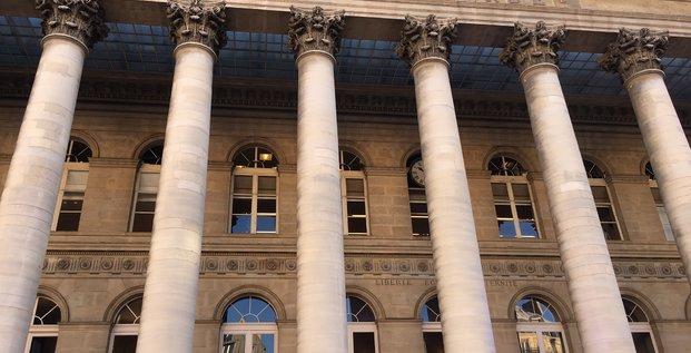 Bourse Paris Palais Brongniart