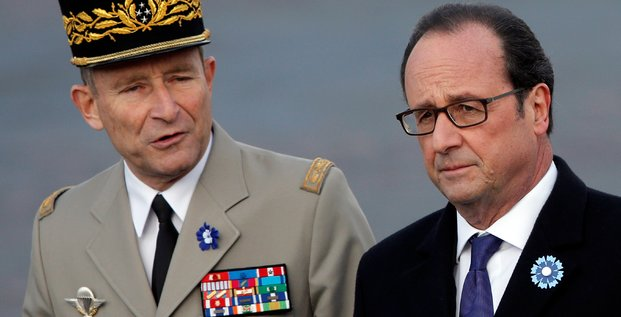 Pierre de Villiers armée Hollande