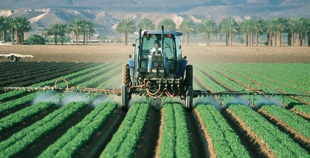 agriculture tracteur ferme