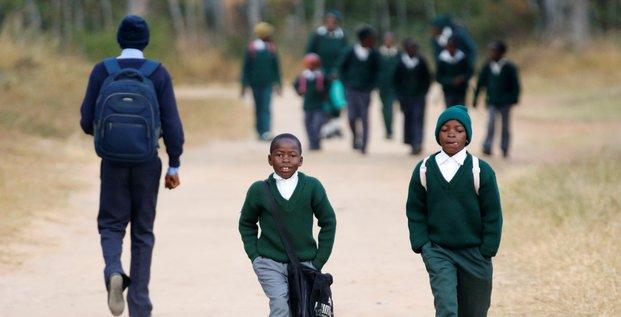 Ecole afrique éducation