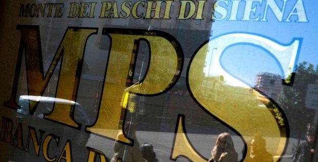 Monte paschi se dit beneficiaire en 2015