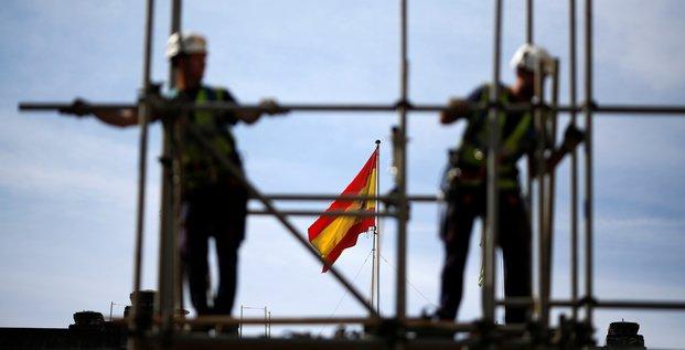 Espagne travail chômage