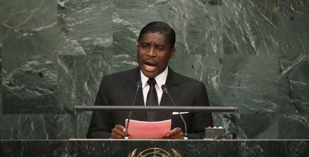 Obiang Jr