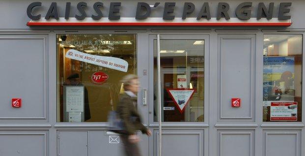 banque agence caisse epargne