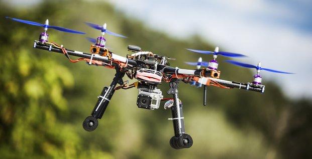 Le Tour de la Question : à quoi peuvent servir les drones ?