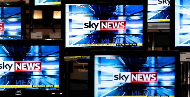 SkyNews télévisions