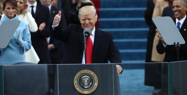 Trump investiture