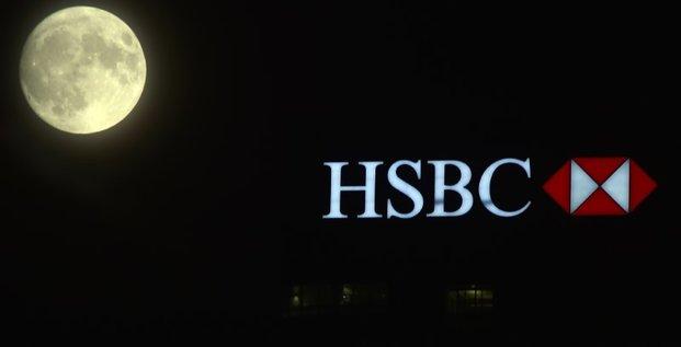 Hsbc ferme 117 agences en grande-bretagne