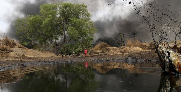 Pollution Delta Niger