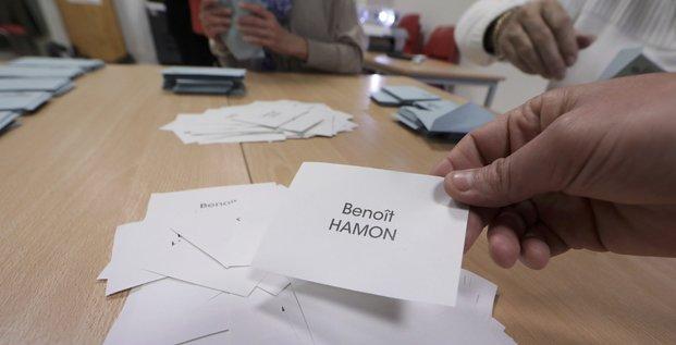 Hamon remporte la primaire socialiste