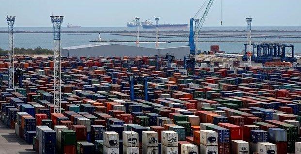 Le port de marseille veut conquerir le marche du bassin lyonnais