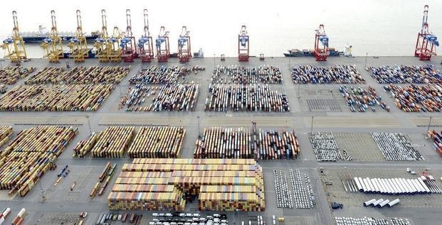 Rebond du commerce exterieur en allemagne en septembre
