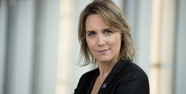 Marie Cheval DG Boursorama