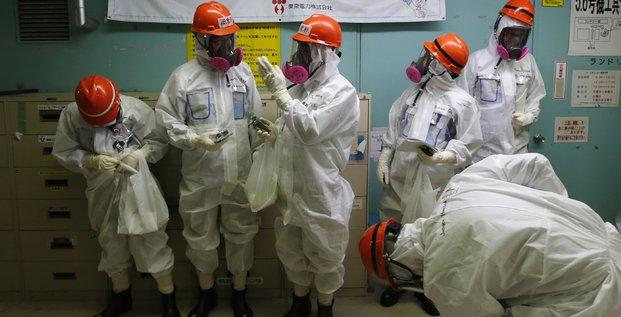 Fukushima, accident de la centrale nucléaire, Tepco, tsunami, Japon, décontamination, radioactivité,