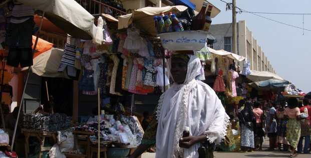 Grand Marché de Lomé Togo