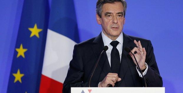 François Fillon conférence de presse 6 février Pénélope Gate
