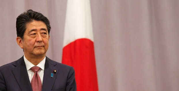 Shinzo Abe rencontrera Donald Trump (Etats-unis, japon)