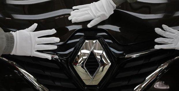 Pour renault, l'affaire vw a porte un coup au diesel sur les voitures citadines