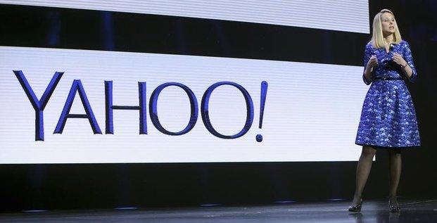 Yahoo, a suivre a la bourse de new york