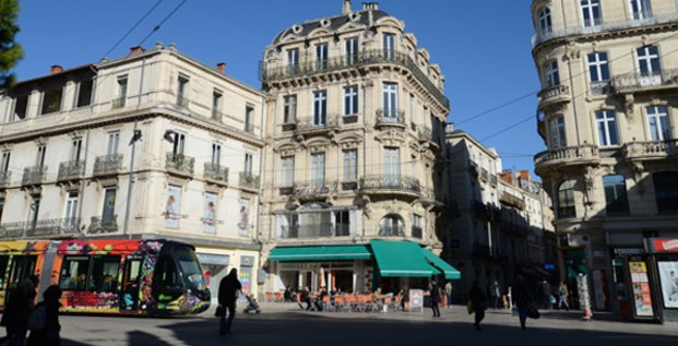 Immobilier ancien, Montpellier