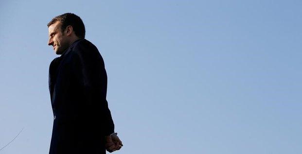 Emmanuel macron prevoit 60 milliards d'economies sur cinq ans