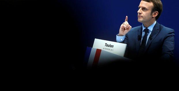 Macron va presenter son cadrage budgetaire en fin de semaine