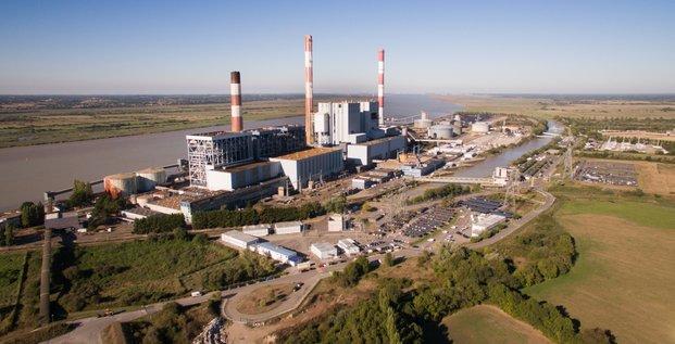 EDF, centrale thermique, Cordemais, Nantes,