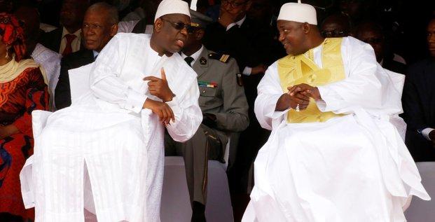 Adama Barrow_Macky-Sall