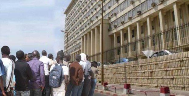 Emploi Sénégal