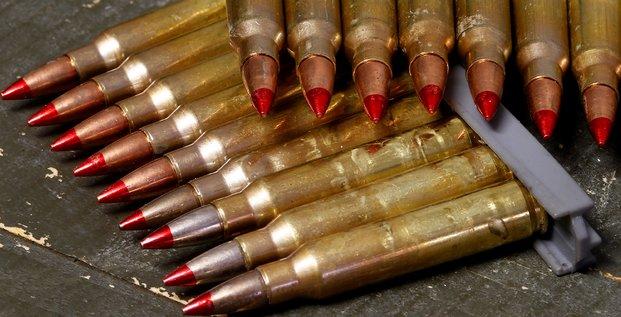 Calibres 5.6mm munitions