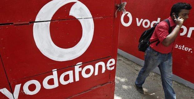 Vodafone negocie une fusion en inde