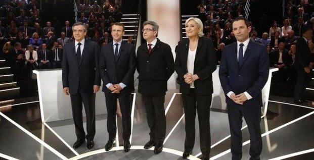 Débat présidentielle