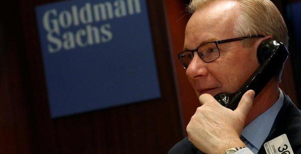 Goldman sachs va transferer du personnel de londres avant le brexit