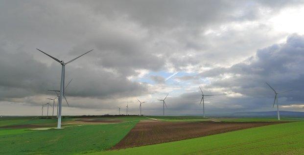 Parc éolien Croix Benjamin - Akuo Energy