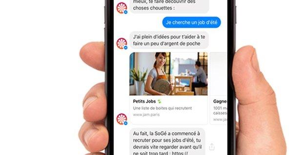 Soc Gen chatbot Jam