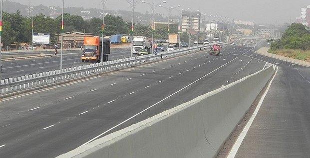 Autoroute Lagos-Abidjan