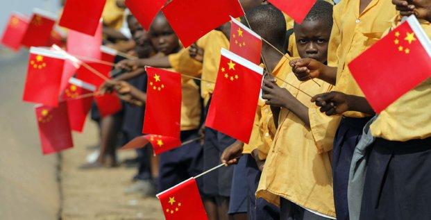 Chine afrique libéria
