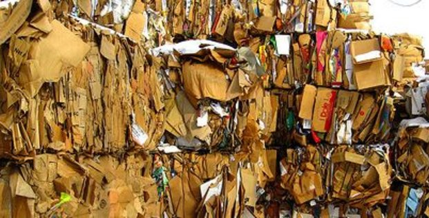 Cartons recyclage