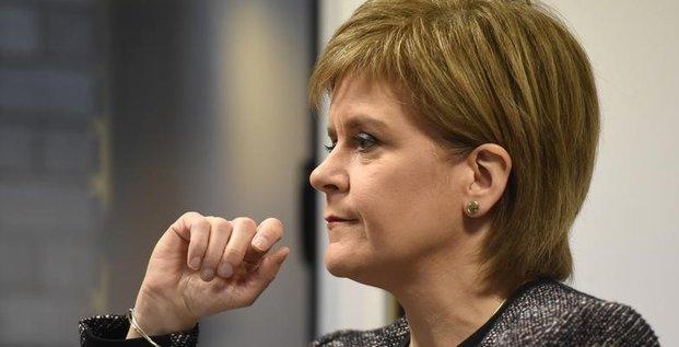 Sturgeon deplore l'intransigeance du gouvernement britannique