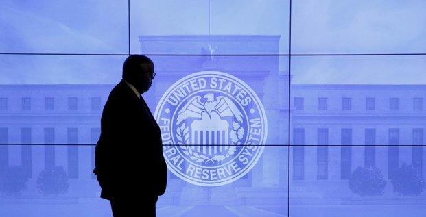 La fed devrait reduire son bilan apres les hausses de taux 2017